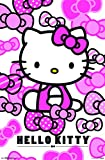 Trends International Hello Kitty-Bows Premium Wall Poster, 22.375' x 34'