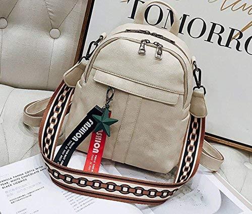 Eeayyygch Reisetasche, Rucksack, Rucksack, Pu-Tasche, Mode, Mehrzweck-, Mehrzweck-, Mehrzweck-, Grau (Farbe   Schwarz, Größe   -) B07JJ897QC Umhngetaschen Hohe Qualität und geringer Aufwand 4233b4