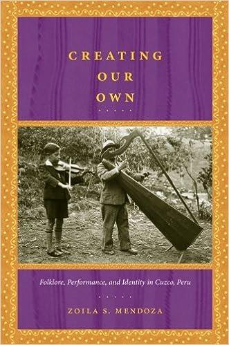 Torrent Español Descargar Creating Our Own: Folklore, Performance, And Identity In Cuzco, Peru Documentos PDF