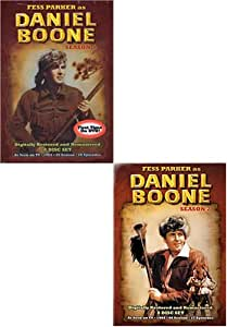 Daniel Boone - Season One & Two (2 pack)