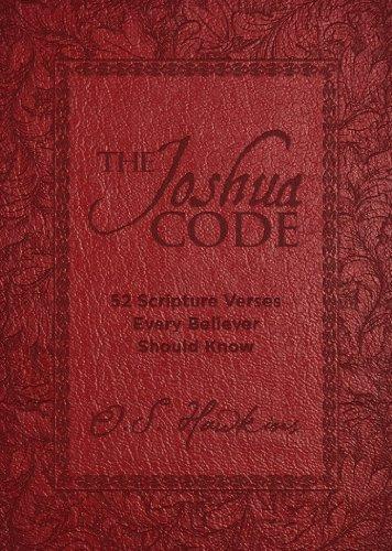 {* DOCX *} The Joshua Code (52 Scripture Verses Every Believer Should Know). ponte Lolla plein diaria amantes