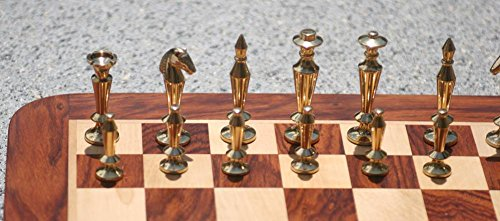 Collector Edition Gold & Silver Coated Chess Pieces Pawn Chessmen Figure Figurine Pieces ( Chess Boards not included )