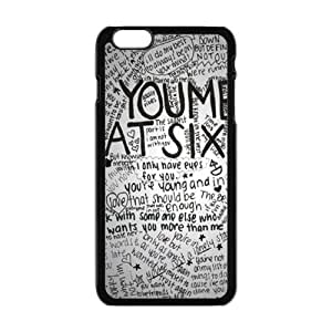 HDSAO you me at six Phone Case for Iphone 6 Plus