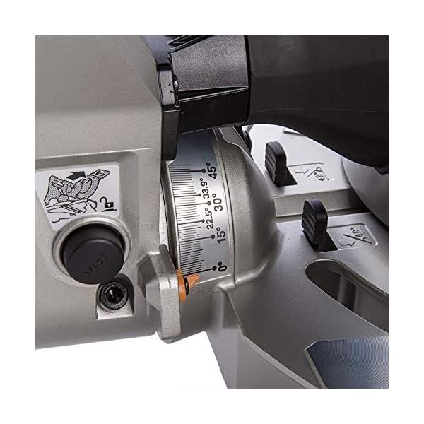 MAKITA LS1019L Sierras ingletadora telescópica 260 mm, 1510 W, 230 V