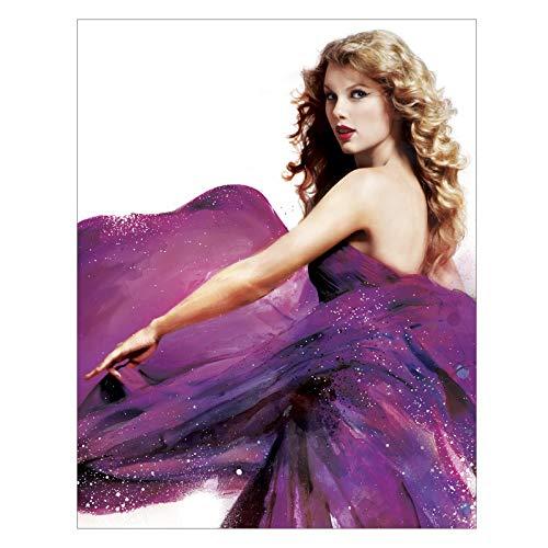 Taylor Swift Rare Collectible: 2010 Speak Now 8x10 Album Photo