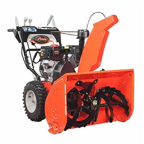 Ariens Two Stage Snow Blower Platinum 24″ 369cc 921050
