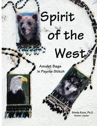Spirit of the West: Amulet Bags in Peyote -