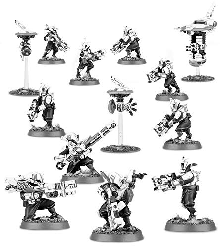 Warhammer Tau Empire Pathfinder Team 40,000