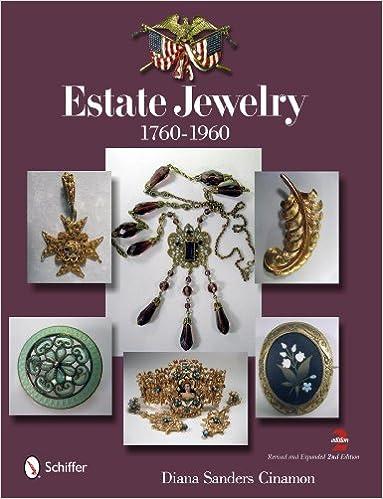 4eb6de40f Estate Jewelry: 1760-1960: Diana Sanders Cinamon: 9780764346491:  Amazon.com: Books