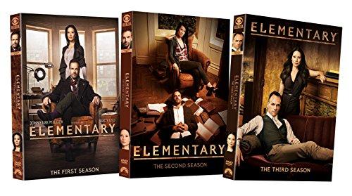 Elementary Three Season Aidan Quinn product image
