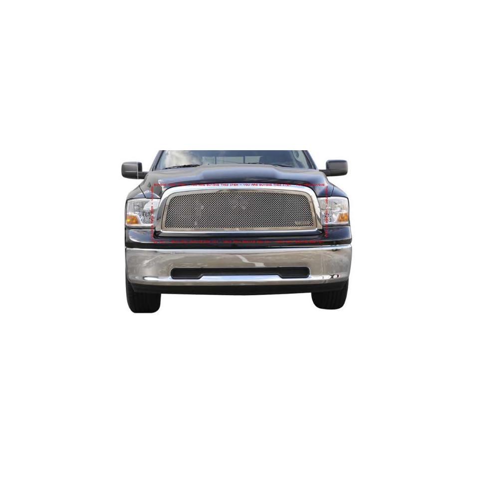 2009 2012 DODGE RAM PU 1500 MESH GRILLE GRILL Automotive