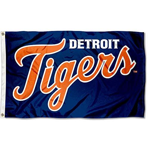 Detroit Tigers Flag - Wincraft Detroit Tigers Flag 3x5 MLB Banner
