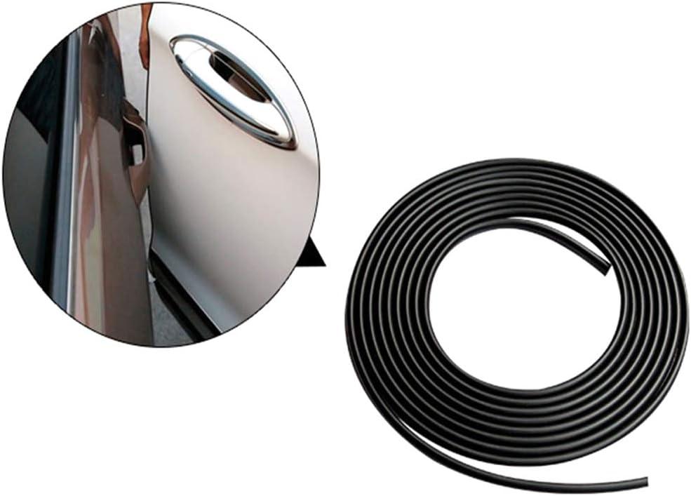 8 M, White CRAZYON Protection de Bord de Porte//Doublure prot/ég/ée//moulure de Garniture adapt/ée /à la Plupart des Voitures 5m//8m