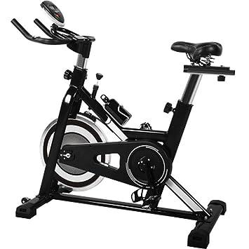 Entrenamiento de la bicicleta para ejercicios en el interior ...