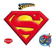 Fathead Superman Logo Wall Decal