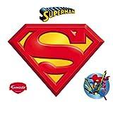 Fathead Superman Logo Wall Decal