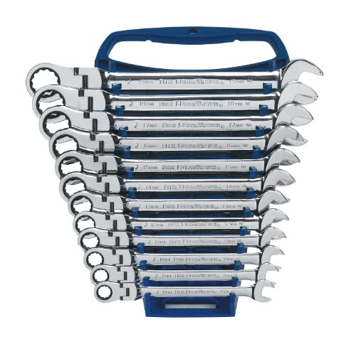 Flex Combination Wrench Set - 7