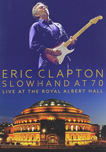 Blu-ray : Eric Clapton - Slowhand at 70: Live at Royal Albert Hall: Deluxe (Japan - Import, 4 Disc)
