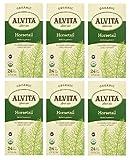 Alvita Tea Organic Tea Horsetail - 24 bags per pack, 1.98 oz (Set of 6)