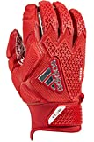 adidas Freak 3.0 Padded Receiver's Gloves, Red, XX-Large