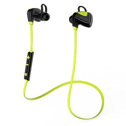 Mpow Auriculares Inalambricos Bluetooth 4.1 con Tecnología de CVC 6.0 y Cancelación de Ruido & AptX