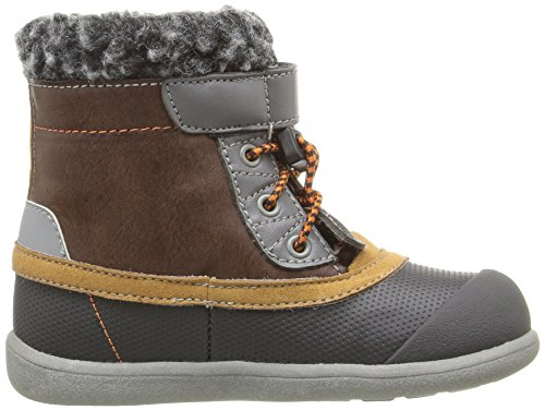 Pictures of See Kai Run Kids' Jack WP Hiking Boot Brown/Black 5T M US Boy 3