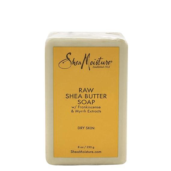 [SheaMoisture] Raw Shea Butter Soap