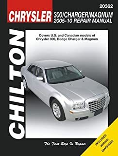 title chrysler 300 dodge charger magnum 2005 thru 2010 haynes rh amazon com 07 Chrysler 300C Vert 07 Chrysler 300 SRT8 Rims