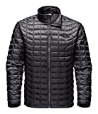 The North Face Thermoball Full Zip Jacket - Men's (X-Large, Asphalt Grey/Fusebox Grey Process Print)