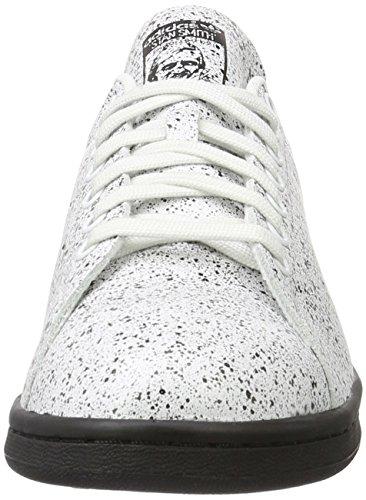 Stan Unisex Gimnasia Smith Crywht adidas Zapatillas Cblack de Bianco z1Sffqd