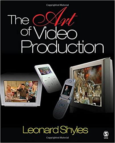 Amazon the art of video production 9781412916752 leonard c the art of video production 1st edition fandeluxe Image collections