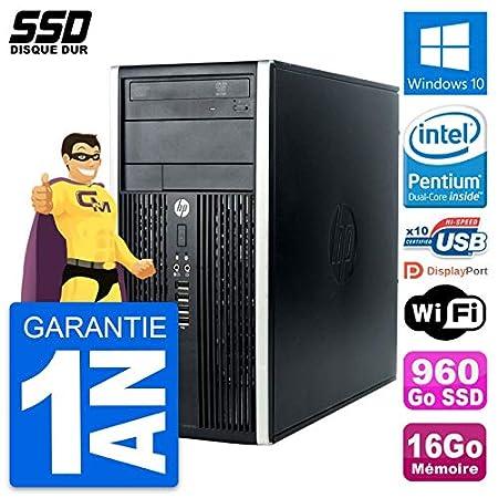 HP PC Torre Compaq Pro 6300 CMT Intel G630: Amazon.es: Electrónica