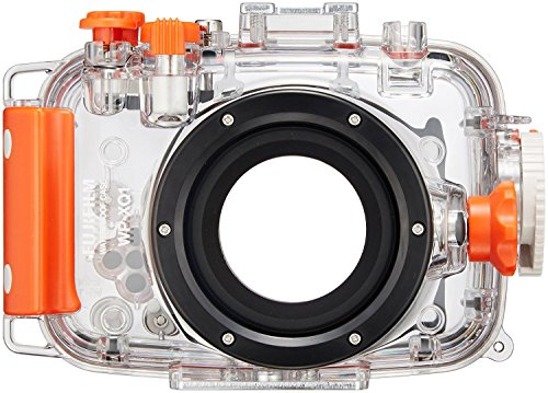 Fujifilm WP-XQ1 Underwater Housing (Orange) by Fujifilm