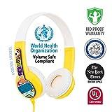 Best Headphone For Kids - Kids Headphones by onanoff - BuddyPhones - Volume Review