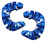 A&R Sports Blade Covers, Camo Blue, Large