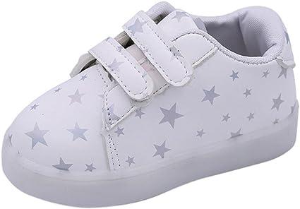 YanHoo Zapatos para niños Zapatos Ligeros para niños, niños y ...