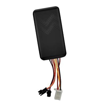 Vosarea GPS Tracker para vehículos Dispositivo de Registro para Coche y Moto Impermeable al Agua en