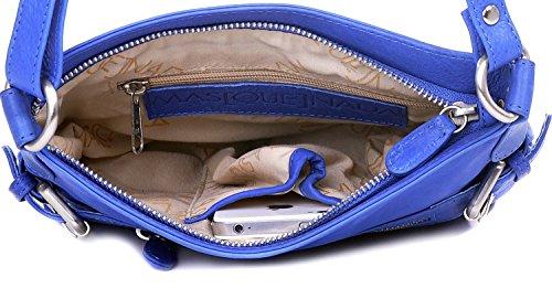 Masquenada, Borsa a tracolla donna Blu Royalblau, Blau