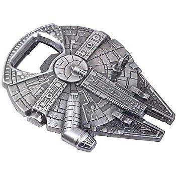 Amazon.com: Star Wars Millenium Falcon Metal Aleación de ...