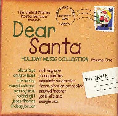 Dear Santa Holiday Music Collection