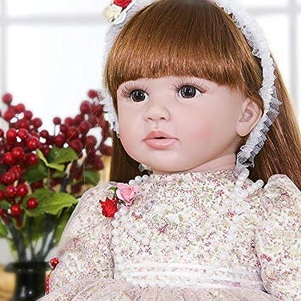 """Reborn eyelashes medium brown cut to size 8"""" x .33"""""""