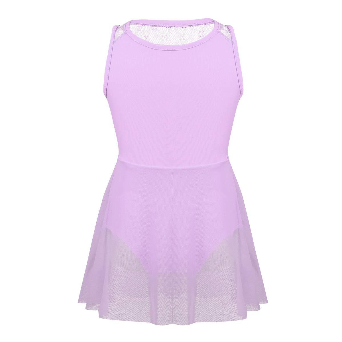 b480e7e84219 iiniim Girls Kids Lyrical Latin Ballet Dance Tutu Dress Glitter Ballerina  Gymnastic Leotard Skirt Fairy Costume: Amazon.co.uk: Sports & Outdoors