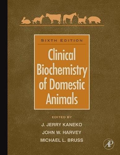 Bio Animal - Clinical Biochemistry of Domestic Animals