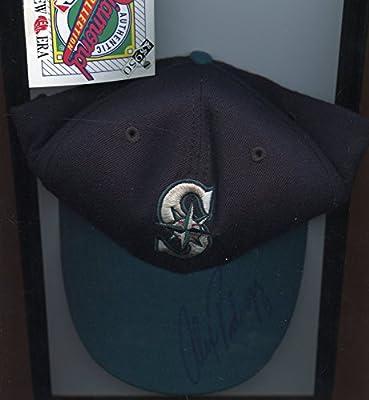 Alex Rodriguez Seattle Mariners Autographed Cap / Hat Hologram