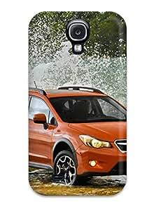 Galaxy S4 Subaru Crosstrek 23 Print High Quality Tpu Gel Frame Case Cover