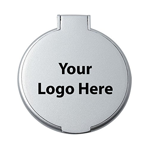 Round Mirror - 250 Quantity - $0.80 Each - PROMOTIONAL PRODUCT/BULK/BRANDED with YOUR LOGO/CUSTOMIZED