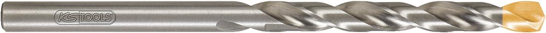 Pack of 10 Clear 4,7mm SK Hand Tool KS Tools HSS TIN Twist Drill