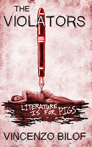 book cover of The Violators