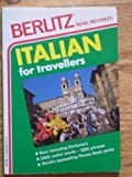 Italian for Travelers, Berlitz Editors, 0029638704