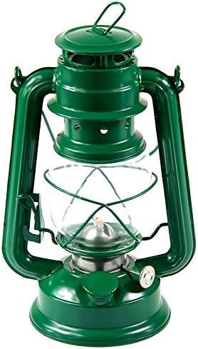 Petroleumlampe Petroleumlaterne Outddor Camping Petroleum Lampen 24cm verschiedene Modelle blau